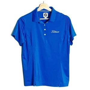 Titleist   Women's Golf Polo EUC like new M
